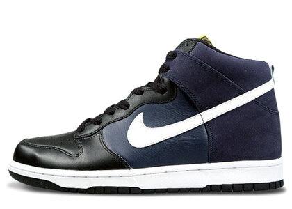 Nike Dunk High Ice Blue Blackの写真