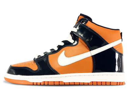 Nike Dunk High Mesa Orangeの写真