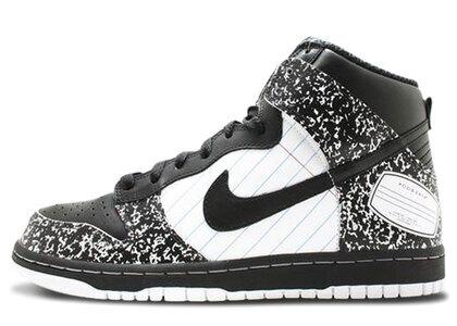 Nike Dunk High Nikebookの写真