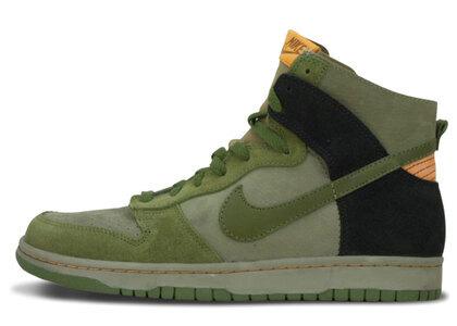 Nike Dunk High NL Classic Olive Slate Greyの写真