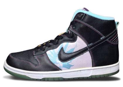 Nike Dunk High Santanaの写真
