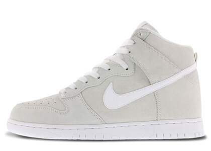 Nike Dunk High Suede Off Whiteの写真