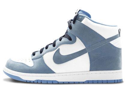 Nike Dunk High University Pack White University Blueの写真