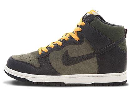 Nike Dunk High Urban Haze Dark Charcoalの写真