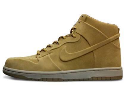 Nike Dunk High Vac Tech Wheatの写真