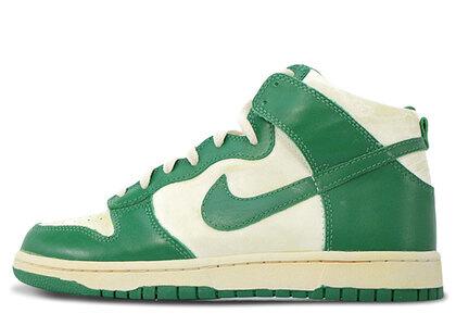 Nike Dunk High Vintage Pine Greenの写真