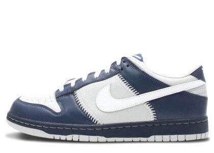 Nike Dunk Low Baseball Neutral Grey Midnight Navyの写真