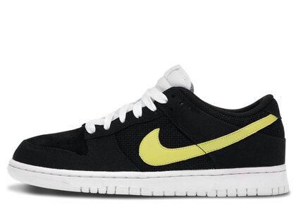Nike Dunk Low Black Electrolime Whiteの写真
