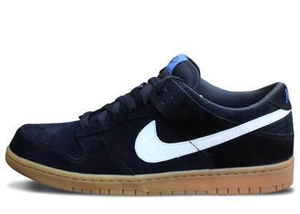 Nike Dunk Low Blue Gumの写真