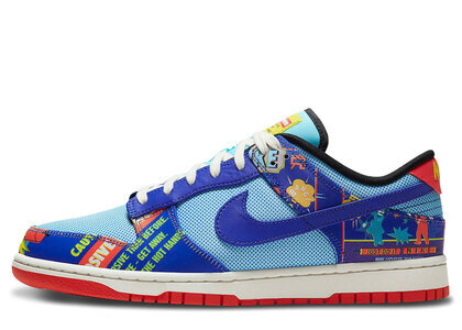 Nike Dunk Low Chinese New Year Firecracker (2021)の写真