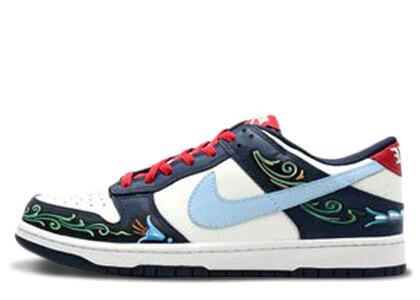 Nike Dunk Low Emb Fileteadoの写真