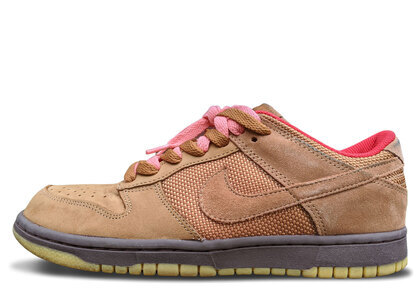 Nike Dunk Low Hazelnut Light Chocolateの写真