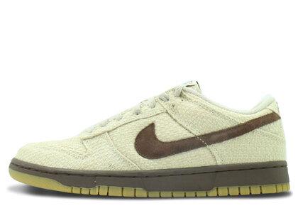 Nike Dunk Low Hemp Brown (2005)の写真