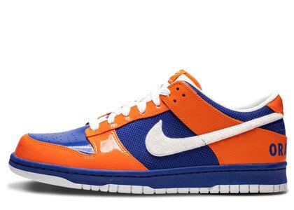 Nike Dunk Low Syracuse Orangemenの写真