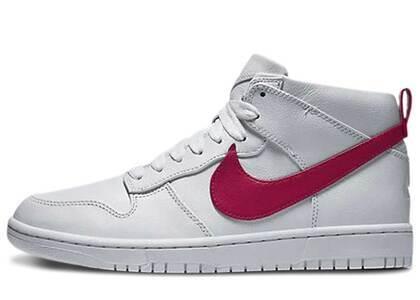 Nike Dunk Lux Chukka Riccardo Tisci White Redの写真