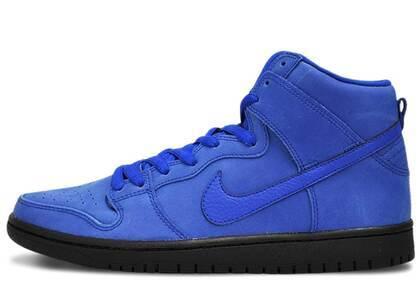 Nike Dunk SB High Blue Eiffel 65の写真