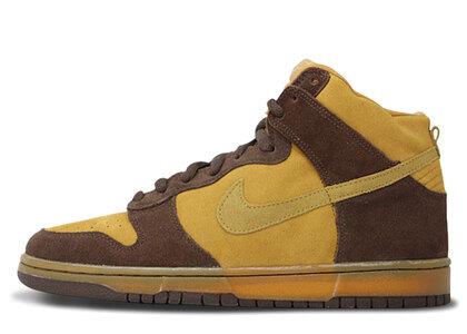 Nike Dunk SB High Brown Packの写真