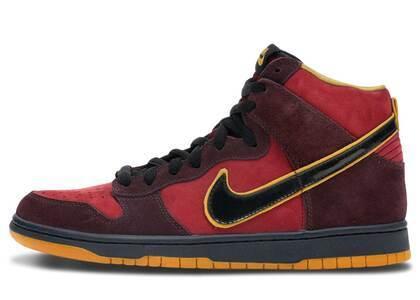 Nike Dunk SB High Iron Manの写真