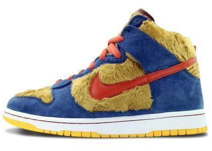 Nike Dunk SB High Papa Bearの写真