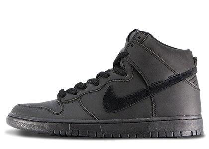 Nike Dunk SB High Premium Black Waterproofの写真