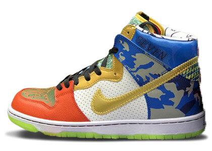 Nike Dunk SB High What the Doernbecherの写真
