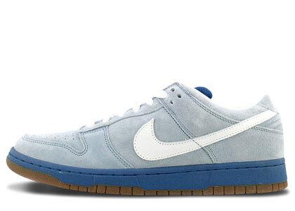Nike Dunk SB Low Border Blueの写真