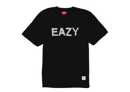 Supreme Eazy S-S Top Blackの写真
