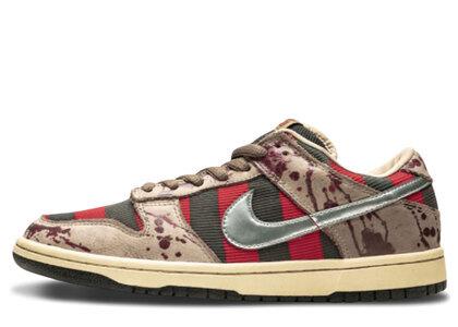 Nike Dunk SB Low Freddy Kruegerの写真