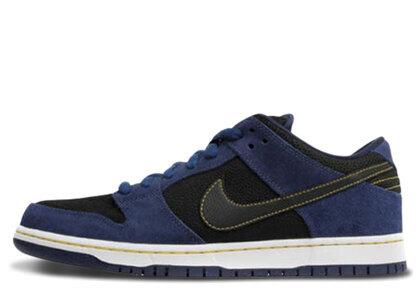 Nike Dunk SB Low Midnight Navy Blackの写真