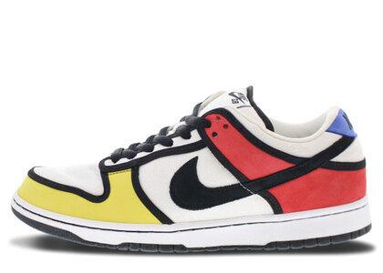 Nike Dunk SB Low Piet Mondrianの写真
