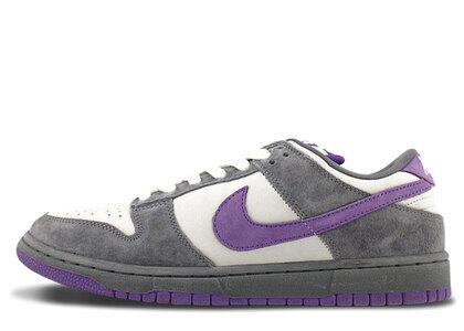 Nike Dunk SB Low Purple Pigeonの写真