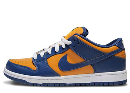Nike Dunk SB Low Sunset French Blueの写真