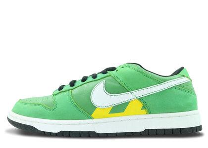 Nike Dunk SB Low Tokyo Green Taxiの写真