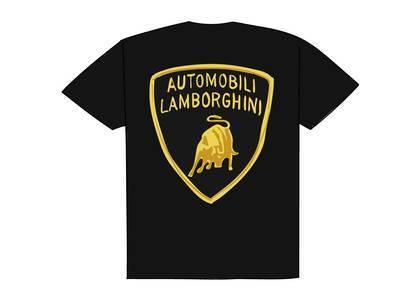 Supreme Automobili Lamborghini Tee Blackの写真
