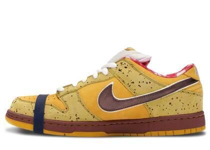 Nike Dunk SB Low Yellow Lobsterの写真