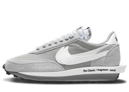Fragment × Sacai × Nike LD Waffle Light Smoke Greyの写真