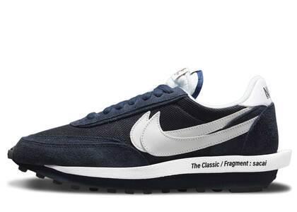 Fragment × Sacai × Nike LD Waffle Blackened Blueの写真
