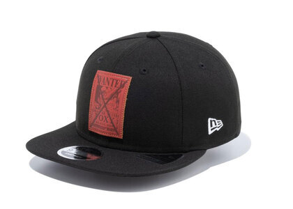 New Era 9FIFTY Original Fit ONE PIECE Wanted Paper Foxy Blackの写真