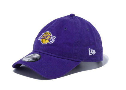 New Era 9THIRTY Los Angeles Lakers NBA Mini Logo True Purpleの写真