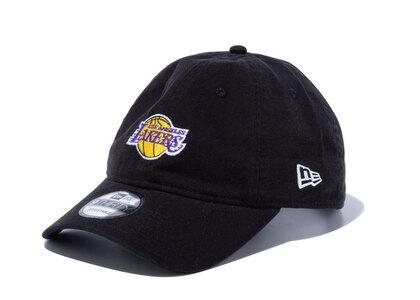 New Era 9THIRTY Los Angeles Lakers NBA Mini Logo Blackの写真