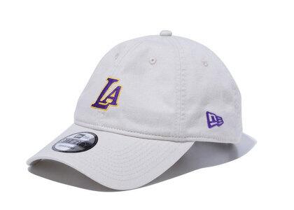 New Era 9THIRTY Los Angeles Lakers NBA Mini Logo Stoneの写真