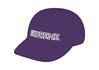 Supreme Shattered Logo 5-Panel Purple (FW21)の写真