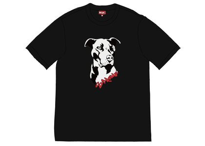 Supreme Pitbull Tee Blackの写真