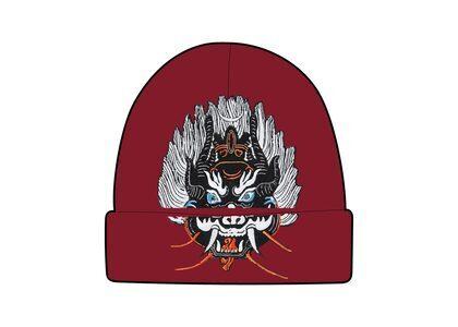 Supreme Demon Beanie Red (FW21)の写真
