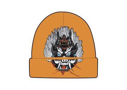 Supreme Demon Beanie Orange (FW21)の写真