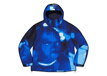 Supreme Nas and DMX GORE-TEX Shell Jacket Blue (FW21)の写真