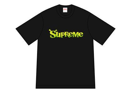 Supreme Shrek Tee Black (FW21)の写真