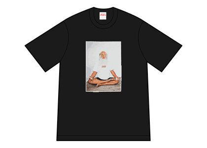 Supreme Rick Rubin Tee Black (FW21)の写真