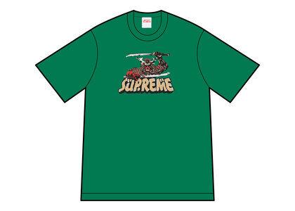 Supreme Samurai Tee Green (FW21)の写真