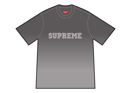 Supreme Gradient S/S Top Black (FW21)の写真